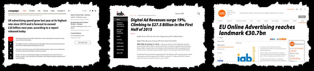 online Advertisers