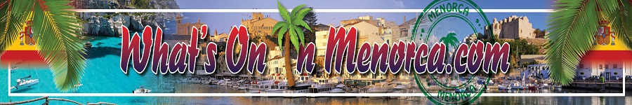 Whats on in Menorca